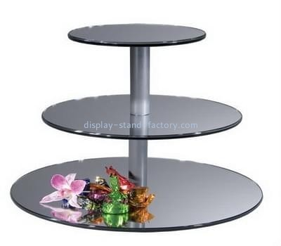 Customize lucite cake and cupcake display stand NFD-161