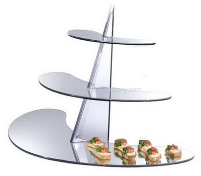 Customize lucite mini cupcake display stand NFD-165