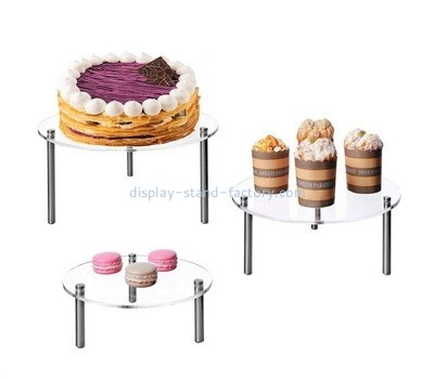 Acrylic cake display ideas NFD-193