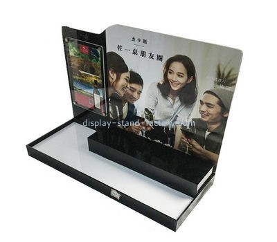Acrylic small display stand NFD-203