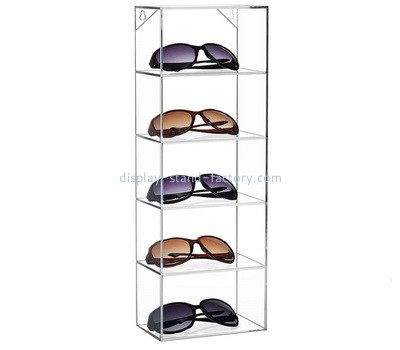 Acrylic sunglass display case NAB-1028