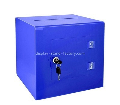 Acrylic voting ballot box NAB-1031