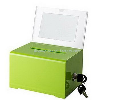 Acrylic cash collection box NAB-1080