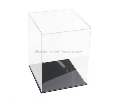 Custom clear acrylic display case NAB-1200
