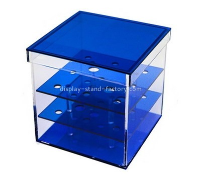 Custom design acrylic display case NAB-1199