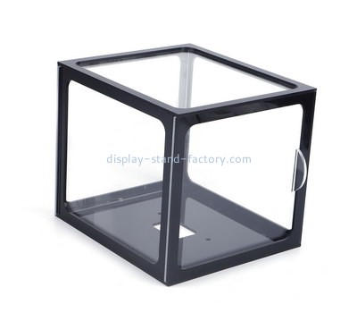 Custom square acrylic frame box NAB-1252