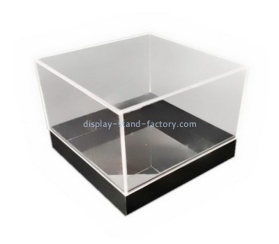 Custom 5 sided acrylic display case NAB-1306