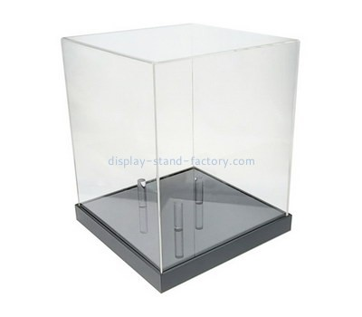 Custom acrylic ball display case NAB-1310