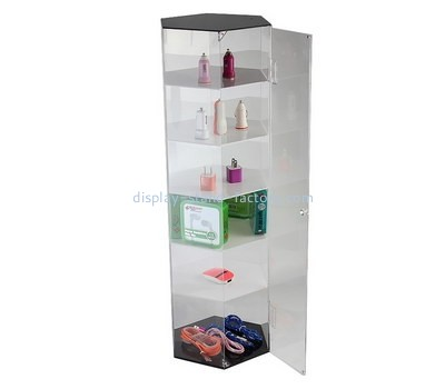 Custom acrylic display cabinet for small items NAB-1348