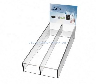 Custom acrylic display boxes NAB-1363