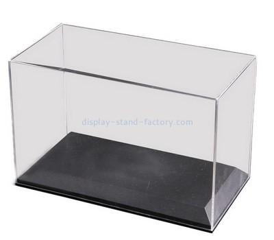 Custom 5 sided acrylic display case NAB-1387