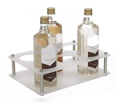 Custom acrylic bottles display stands NFD-210
