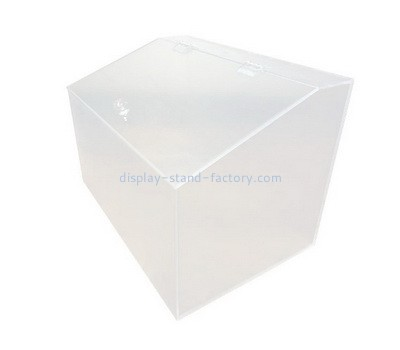 Custom counter top acrylic candies display case NFD-230