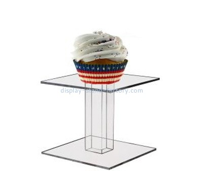 Custom acrylic cup cake display stand NFD-239