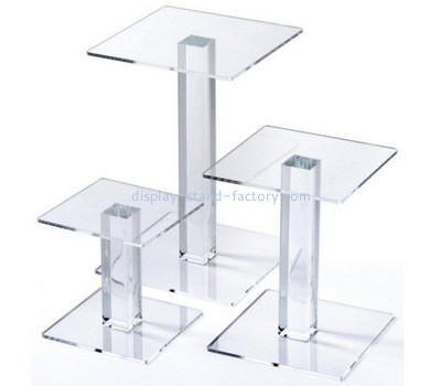 Custom acrylic cakes display stands NFD-260